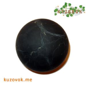 шлифованный шар из шунгита