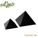 Пирамиды из шунгита полированные