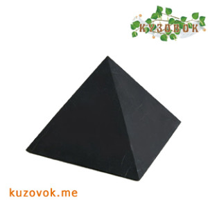 пирамида шлифованная 10см
