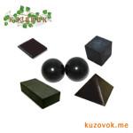 Шунгит - изделия из камня