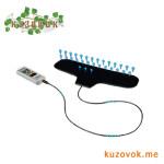 Электроды с шунгитом