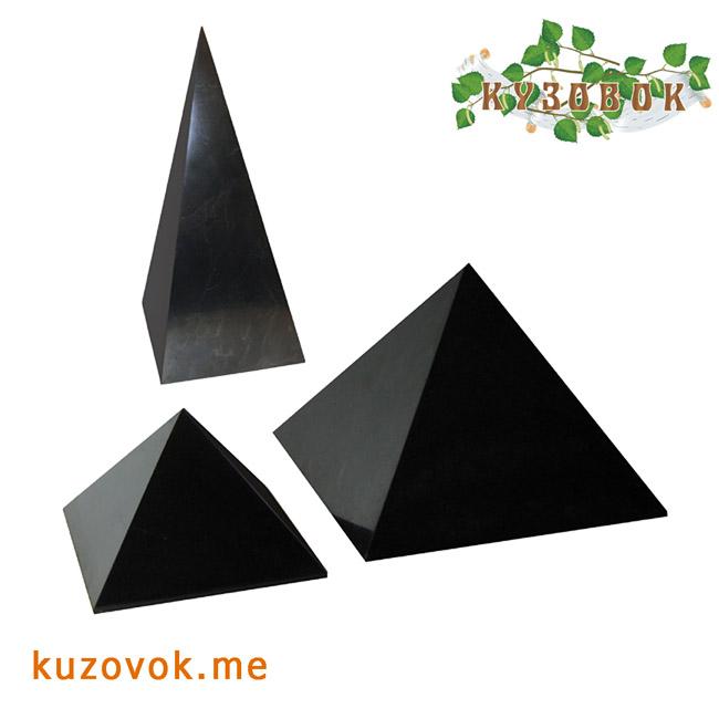 шунгитовые пирамиды от оптовиков