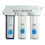 Шунгитовые фильтры для воды