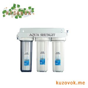 kuzovok.me, filtr, шунгит вода, шунгит для очистки воды