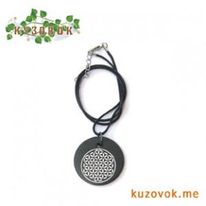buy shungite Italy, Russian souvenir, bijouterie, necklace decoration